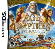 Age of Empires - Mythologies (U)(XenoPhobia) Box Art