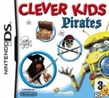 Clever Kids - Pirates (E)(XenoPhobia) Box Art