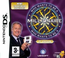 Who Wants To Be A Millionaire - 2nd Edition (E)(XenoPhobia) Box Art
