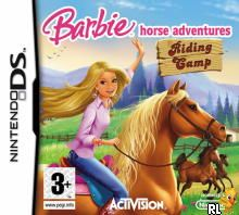 Barbie Horse Adventures - Riding Camp (E)(XenoPhobia) Box Art