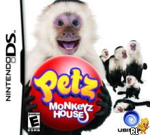 Petz - Monkeyz House (U)(Micronauts) Box Art