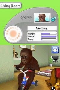Petz - Monkeyz House (U)(Micronauts) Screen Shot