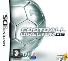 Football Director DS (E)(XenoPhobia) Box Art