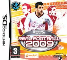 Real Football 2009 (E)(XenoPhobia) Box Art