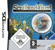 Scotland Yard - Hunting Mister X (E)(GUARDiAN) Box Art