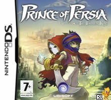 Prince of Persia - The Fallen King (E)(XenoPhobia) Box Art