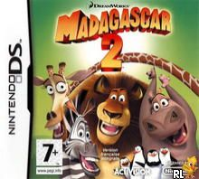 Madagascar 2 (F)(Vortex) Box Art