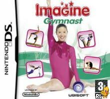 Imagine - Gymnast (E)(EXiMiUS) Box Art