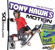 Tony Hawk's Motion (U)(Sir VG) Box Art