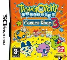 Tamagotchi Connexion - Corner Shop 3 (E)(Vortex) Box Art