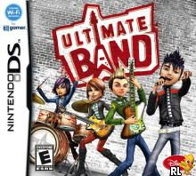 Ultimate Band (U)(Trashman) Box Art
