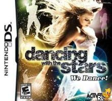 Dancing with the Stars - We Dance! (U)(Sir VG) Box Art