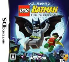 LEGO Batman - The Videogame (J)(High Road) Box Art