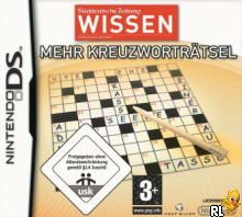 Mehr Kreuzwortratsel (G)(Independent) Box Art