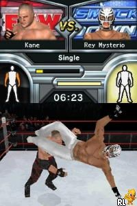 WWE SmackDown vs Raw 2009 featuring ECW (U)(Sir VG) Screen Shot