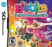 Elebits - The Adventures of Kai and Zero (U)(XenoPhobia) Box Art