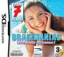 Tele 7 Jeux - Professor Brainmaniac (E)(EXiMiUS) Box Art