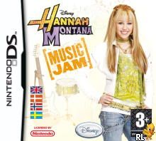 Hannah Montana - Music Jam (E)(Independent) Box Art