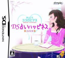 Mainichi Kokorobics DS Uranai Happiness 2008 (JP)(High Road) Box Art