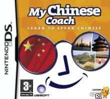 My Chinese Coach - Learn to Speak Chinese (EU)(M5)(BAHAMUT) Box Art