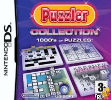 Puzzler Collection (EU)(BAHAMUT) Box Art