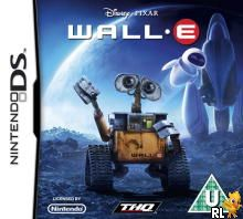 WALL-E (EU)(BAHAMUT) Box Art