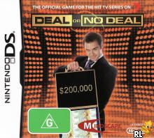 Deal or No Deal (AU)(BAHAMUT) Box Art