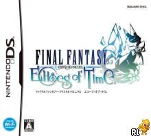 Final Fantasy Crystal Chronicles - Echoes of Time (JP)(Caravan) Box Art