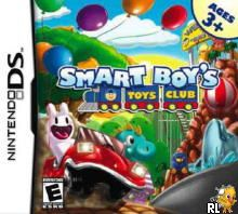 Smart Boy's Toys Club (US)(Sir VG) Box Art