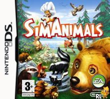 SimAnimals (EU)(M10)(EXiMiUS) Box Art