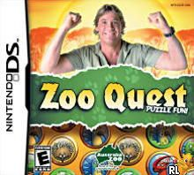 Zoo Quest - Puzzle Fun (US)(1 Up) Box Art