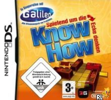 Know How - Think and Play Outside the Box (EU)(M5)(Independent) Box Art