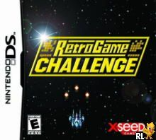 Retro Game Challenge (US)(XenoPhobia) Box Art