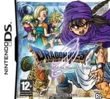 Dragon Quest - The Hand of the Heavenly Bride (EU)(M5)(BAHAMUT) Box Art
