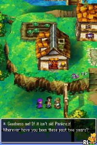 Dragon Quest - The Hand of the Heavenly Bride (EU)(M5)(BAHAMUT) Screen Shot