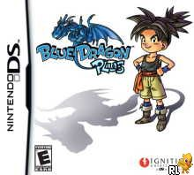 Blue Dragon Plus (US)(PYRiDiA) Box Art