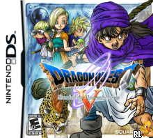 Dragon Quest V - Hand of the Heavenly Bride (US)(M3)(XenoPhobia) Box Art