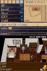 Legacy of Ys - Books I & II (US)(XenoPhobia) Screen Shot