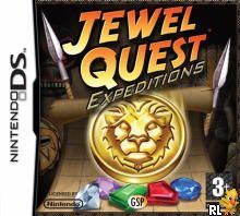 Jewel Quest - Expeditions (EU)(M3)(Vortex) Box Art