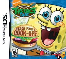 SpongeBob vs The Big One - Beach Party Cook-Off (US)(M2)(XenoPhobia) Box Art