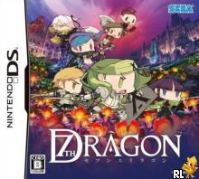 7th Dragon (JP)(NRP) Box Art