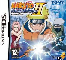 Naruto - Ninja Destiny II - European Version (EU)(M5)(EXiMiUS) Box Art