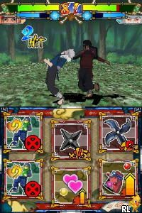 Naruto - Ninja Destiny II - European Version (EU)(M5)(EXiMiUS) Screen Shot