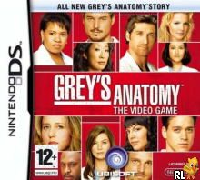 Grey's Anatomy - The Video Game (EU)(M5)(DDumpers) Box Art