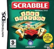 Scrabble Interactive - 2009 Edition (EU)(M2)(BAHAMUT) Box Art