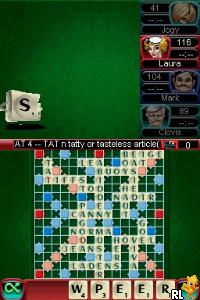 Scrabble Interactive - 2009 Edition (EU)(M2)(BAHAMUT) Screen Shot