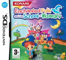 Enchanted Folk and the School of Wizardry (EU)(M5)(XenoPhobia) Box Art