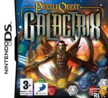 Puzzle Quest - Galactrix (EU)(M5)(XenoPhobia) Box Art