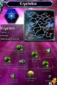 Puzzle Quest - Galactrix (EU)(M5)(XenoPhobia) Screen Shot
