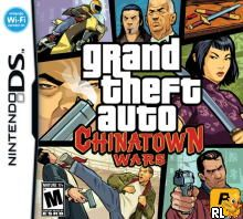 Grand Theft Auto - Chinatown Wars (US)(M5)(XenoPhobia) Box Art